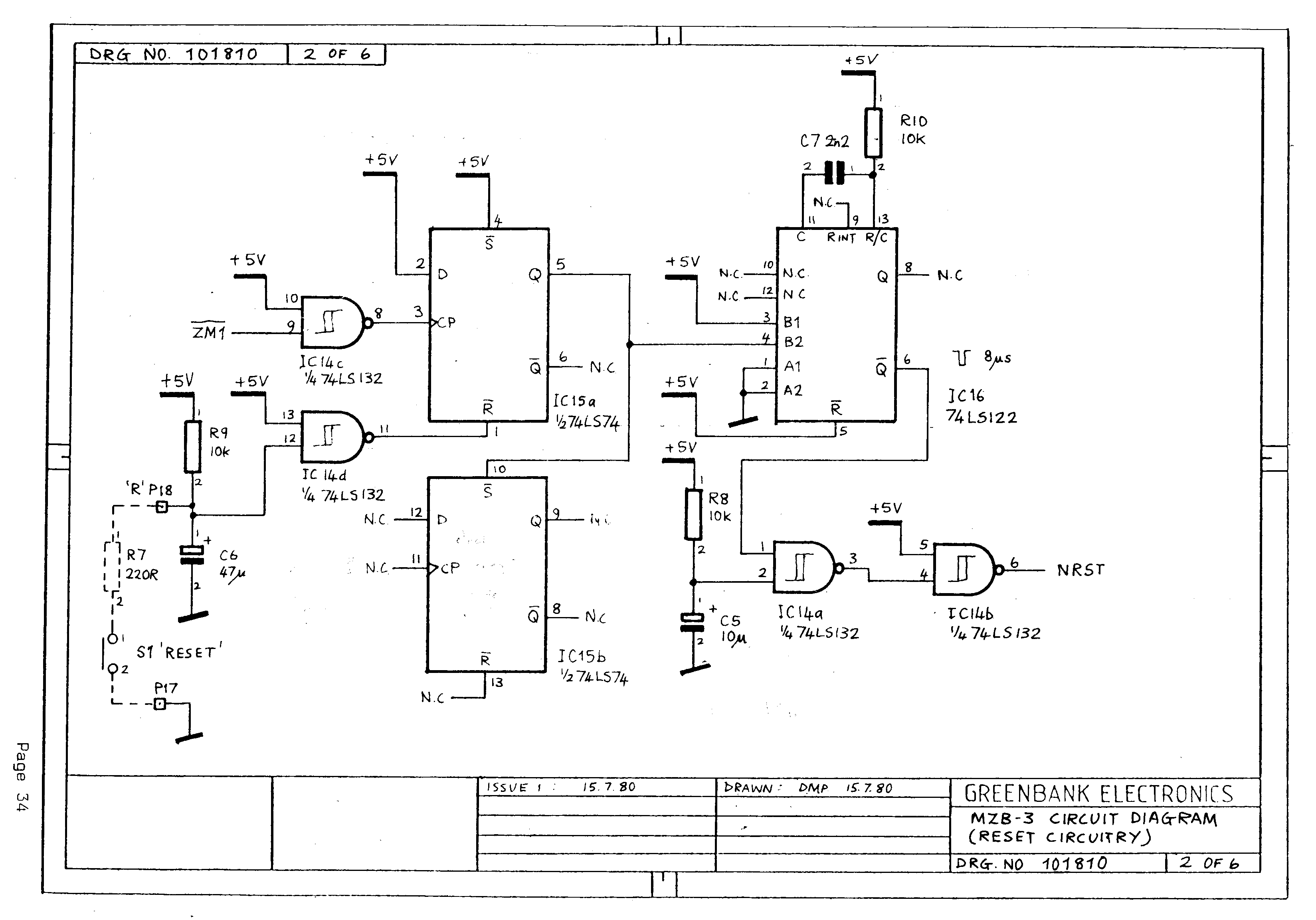 Z80 Circuit