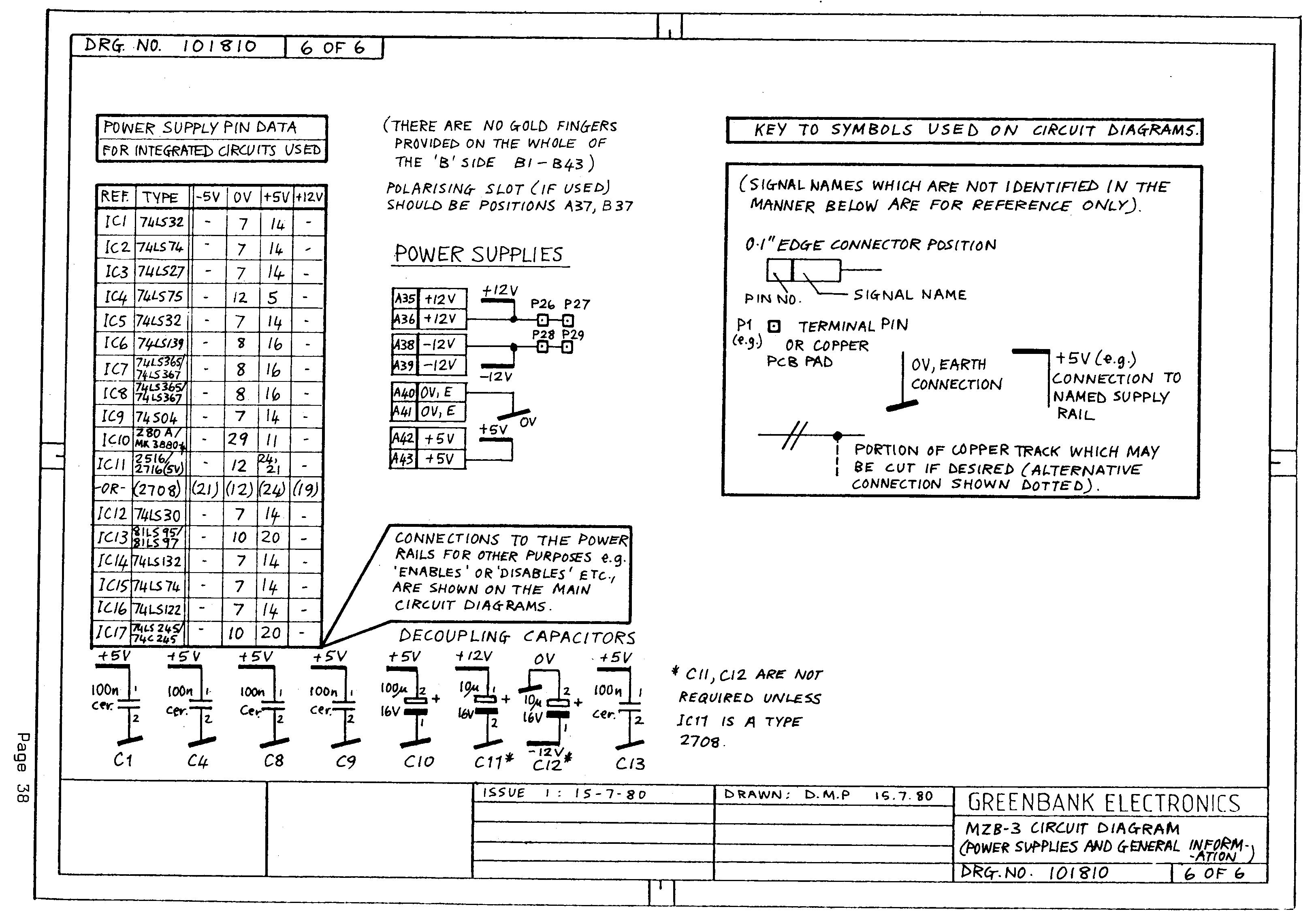 Peachy Mzb 3 Buffered Z80 Cpu Kemitron Board Wiring 101 Photwellnesstrialsorg